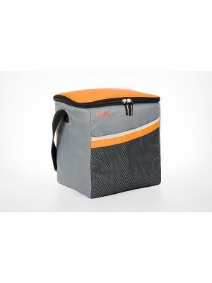 Сумка-термос THERMOS Classic 36 Can Cooler. Цвет: серый, оранжевый