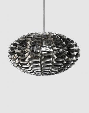 Подвесная лампа NORMANN COPENHAGEN. Цвет: серебристый