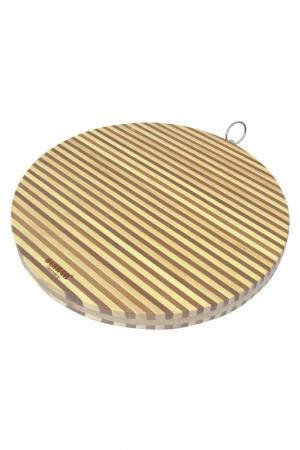 Доска разделочная 30x2 Bekker. Цвет: коричневый