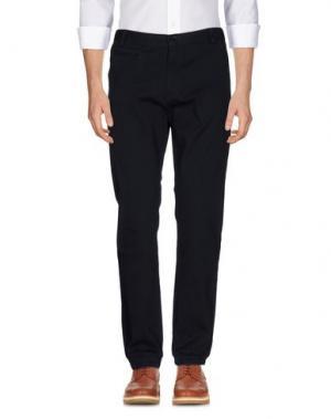 Повседневные брюки ONTOUR. Цвет: темно-синий