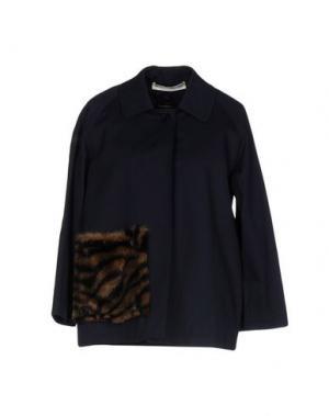 Куртка NINEMINUTES. Цвет: темно-синий