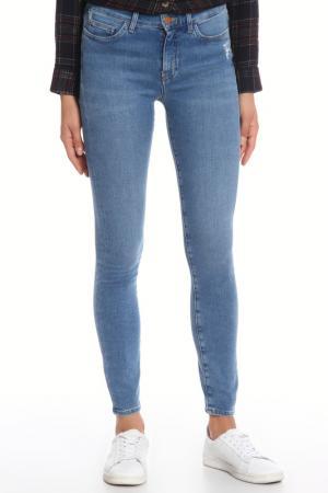 Джинсы скинни M.i.h jeans. Цвет: голубой