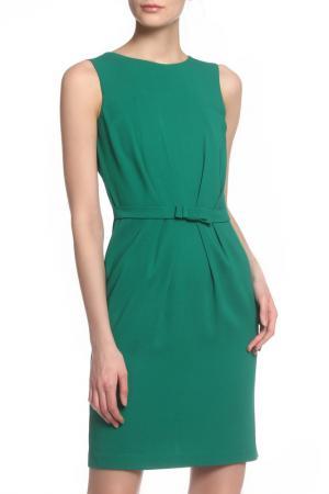Платье Cinzia Rocca. Цвет: зеленый