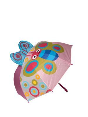 Зонт детский Mitya Veselkov. Цвет: фиолетовый