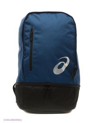 Рюкзак TR CORE BACKPACK ASICS. Цвет: синий