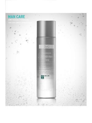 Тоник освежающий увлажняющий для мужчин Mans Care Refresh Aqua Tonic, 130 мл. Dr.G. Цвет: белый