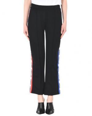 Повседневные брюки ÊTRE CÉCILE. Цвет: черный