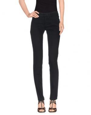 Джинсовые брюки SILENT DAMIR DOMA. Цвет: черный