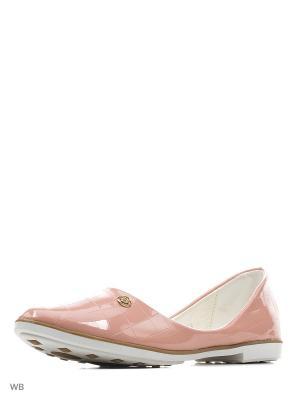 Балетки HUADA. Цвет: розовый