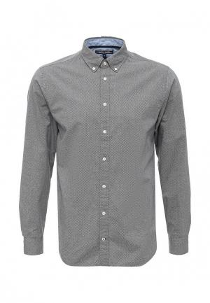 Рубашка Tommy Hilfiger. Цвет: серый