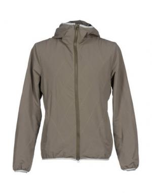 Куртка BPD BE PROUD OF THIS DRESS. Цвет: зеленый-милитари