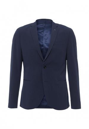 Пиджак Mango Man. Цвет: синий