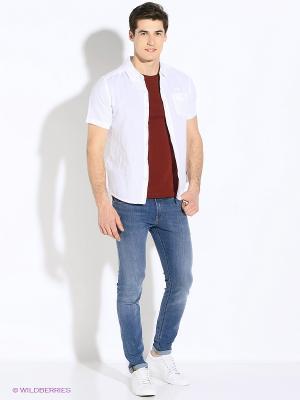 Рубашка Mezaguz. Цвет: белый