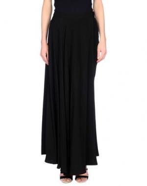 Длинная юбка JEAN PAUL GAULTIER. Цвет: черный