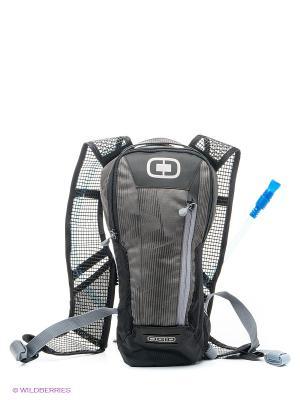Рюкзак Erzberg 70 Hydration Pack Black Ogio. Цвет: темно-серый