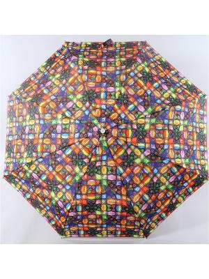 Зонт Zest. Цвет: синий,индиго,темно-фиолетовый,красный,оранжевый
