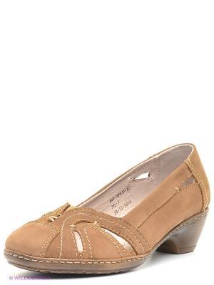 Туфли Daniela Bernardi. Цвет: коричневый