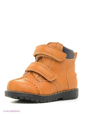 Ботинки PlayToday. Цвет: бежевый