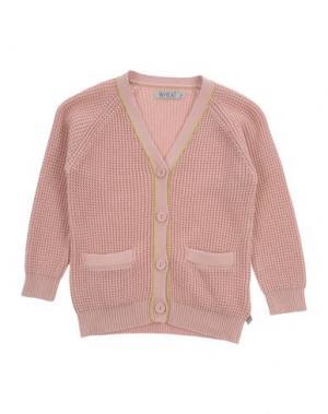 Кардиган WHEAT. Цвет: розовый