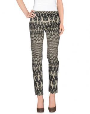 Повседневные брюки NATAN. Цвет: слоновая кость