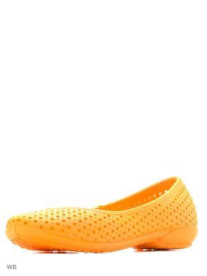 Аквасоки BRIS. Цвет: оранжевый