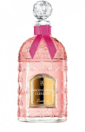 Парфюмерная вода Mademoiselle Guerlain. Цвет: бесцветный