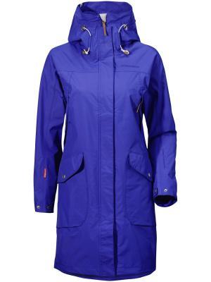 Куртка Thelma DIDRIKSONS. Цвет: темно-фиолетовый