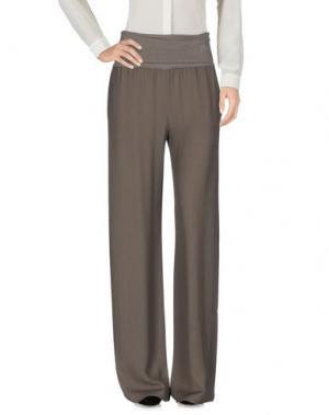 Повседневные брюки CLIÓ. Цвет: свинцово-серый