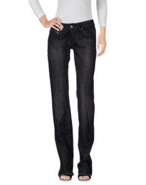 Джинсовые брюки VON DUTCH. Цвет: черный
