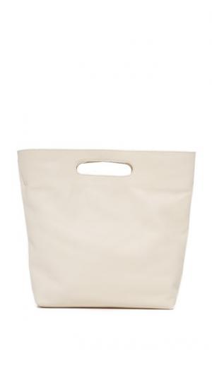 Объемная сумка с короткими ручками Emporte Marie Turnor Accessories