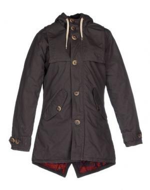 Куртка POC PEOPLE OF CANADA. Цвет: свинцово-серый