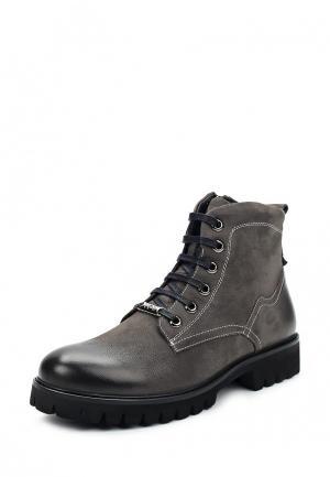 Ботинки Valor Wolf. Цвет: серый