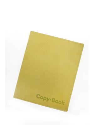 Тетрадь для записей Триумф. Цвет: горчичный