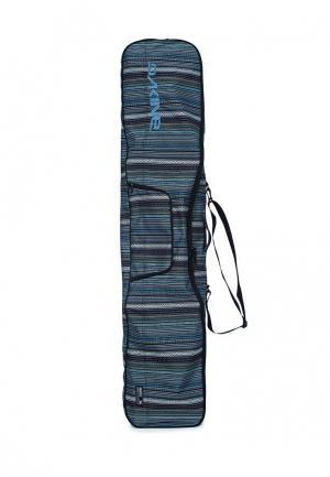 Чехол для сноуборда Dakine. Цвет: синий