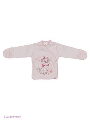 Кофточка Linas Baby. Цвет: розовый