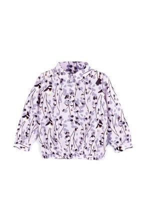 Блуза Coccodrillo. Цвет: розовый