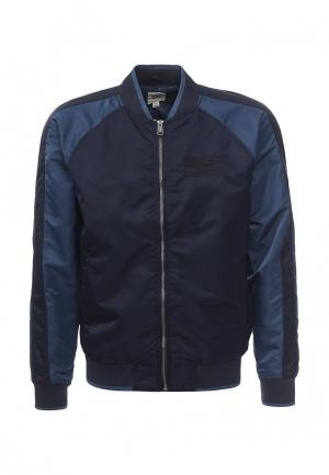Куртка Gap. Цвет: синий