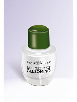 Парфюмерное масло Жасмин, 12 мл Frais Monde. Цвет: прозрачный
