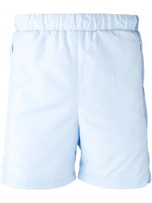 Спортивные шорты Cottweiler. Цвет: синий