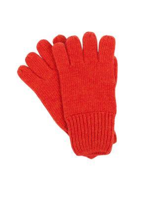 Перчатки Gulliver. Цвет: оранжевый