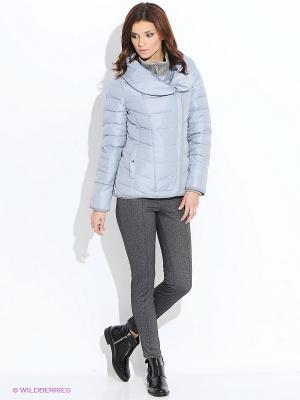 Куртка S.OLIVER. Цвет: голубой