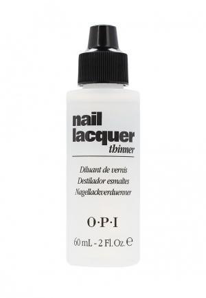 Жидкость для разбавления лака O.P.I. Цвет: белый