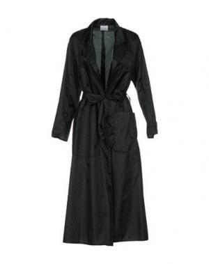 Легкое пальто ARTHUR ARBESSER. Цвет: темно-зеленый
