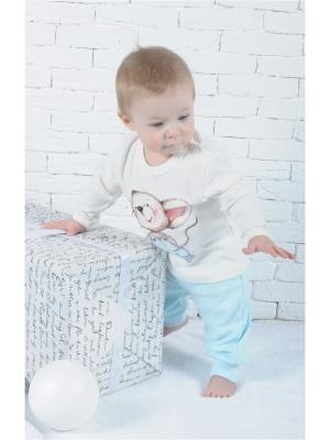 Кофточка ZEBRA KIDS. Цвет: белый