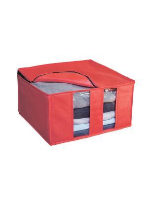 Ящик для хранения вещей Miolla. Цвет: красный