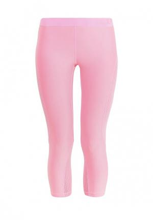 Капри Nike. Цвет: розовый