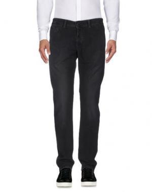 Повседневные брюки ALV ANDARE LONTANO VIAGGIANDO. Цвет: свинцово-серый