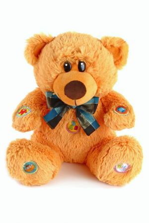 Медвежонок Учусь играя Fluffy Family. Цвет: мультицвет