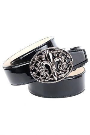 Ремень Anthoni Crown. Цвет: черный