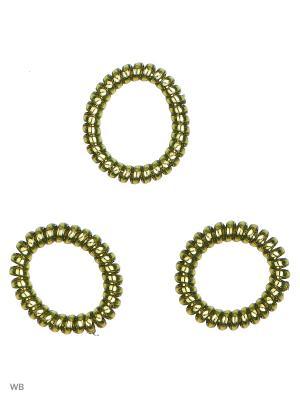 Резинки Bizon. Цвет: зеленый